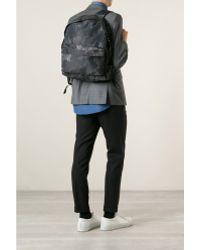 Acne Studios Olov Marker Print Backpack - Lyst