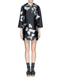 Chictopia Butterfly Print Coat - Lyst