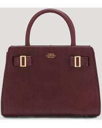 Vince Camuto Satchel - Eli Small - Lyst