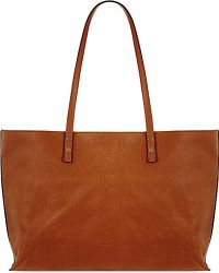 Chloé Dilan Large Leather Shopper Tote - For Women - Lyst