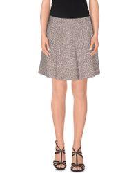Hilfiger Denim - Mini Skirt - Lyst
