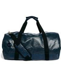 Mi-Pac | Mi Pac Prime Leather Look Duffle Bag | Lyst