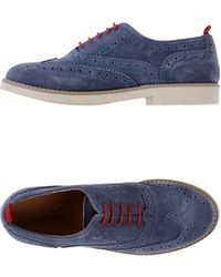 Snobs Lace-Up Shoes - Lyst