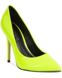 Boutique 9 Green Justine Pumps - Lyst