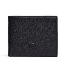 Armani - Leather Billfold Wallet - Lyst