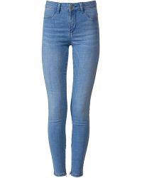 2nd Day Jolie True Blue Jeans - Lyst