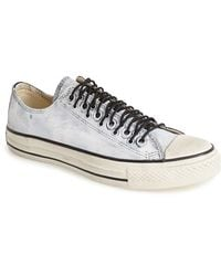 Converse X John Varvatos Chuck Taylor All Star Low-Top Sneakers - Lyst