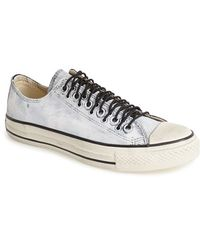 Converse X John Varvatos Chuck Taylor All Star Low Top Sneaker - Lyst