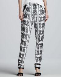 Sachin & Babi Cordoba Printed Pajama Pants - Lyst