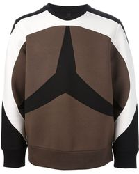Neil Barrett Graphic Sweatshirt - Lyst