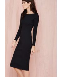 Nasty Gal Risella Dress - Lyst