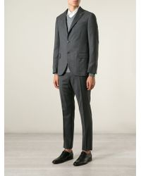 Lardini Two Piece Suit - Lyst