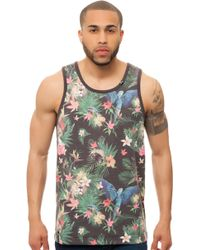 LRG The Hawaiian Safari Tank - Lyst