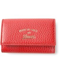 Gucci 'Swing' Key Case - Lyst