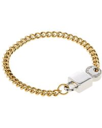 Marc By Marc Jacobs - Lock-In Bracelet - Lyst
