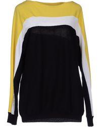 Fendi Jumper yellow - Lyst