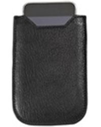 Graphic Image - Iphone Case In Black - Lyst