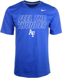 Nike Mens Shortsleeve Air Force Falcons Tshirt - Lyst