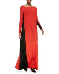 Rachel Pally Verona Two-tone Maxi Dress - Lyst