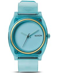 Nixon The Time Teller Watch 40mm - Lyst