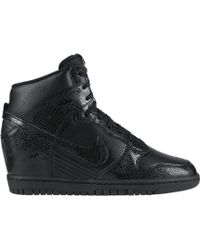 Nike - Dunk Sky Hi Snake - Lyst