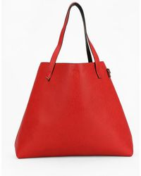 Urban Outfitters Reversible Vegan Leather Tote Bag - Lyst