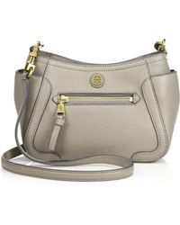 Tory Burch Frances Mini Crossbody Bag - Lyst