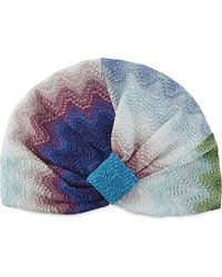Missoni Multicolour Turban - Lyst