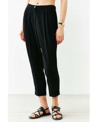 Cooperative - Black Slim-fit Trouser Pant - Lyst