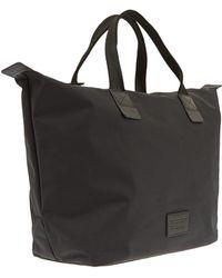 Marc By Marc Jacobs Black Leather Trim Weekend Bag black - Lyst