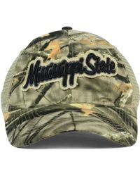 Legacy Athletic - Mississippi State Bulldogs Lost Camo Script Trucker Cap - Lyst