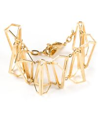 Auden - Skeleton Bracelet - Lyst