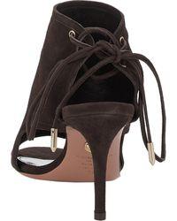 Aquazzura Bond Glove Sandals - Lyst