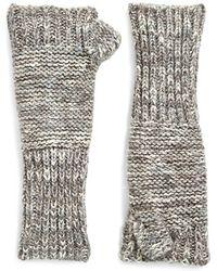 Eugenia Kim - 'stef' Fingerless Gloves - Lyst