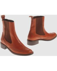 Naif Ankle Boots - Lyst