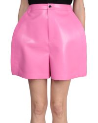 Junya Watanabe Over-Sized Shorts pink - Lyst