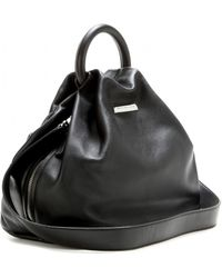 Marc By Marc Jacobs Ring Medium Leather Shoulder Bag - Lyst
