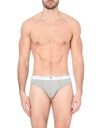 DSquared2 Canada Leaf Briefs - For Men - Lyst