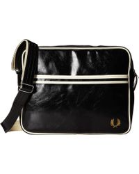 Fred Perry Classic Shoulder Bag - Lyst