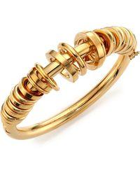 Chloé Freja Bangle Bracelet gold - Lyst