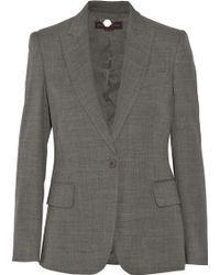Stella McCartney Wool Blazer - Lyst