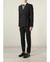 Dolce & Gabbana Double Breasted Suit - Lyst