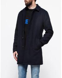 Topman Single Breasted Wool Jacket - Lyst