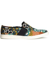 H&M Trainers multicolor - Lyst