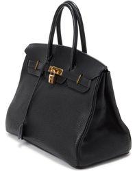 Hermès HermãˆS Black Togo Birkin - Lyst