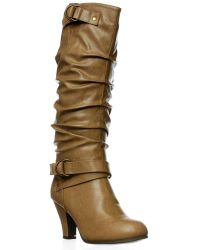 Rampage - Emerson Knee High Boot - Lyst