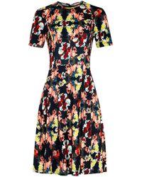 Erdem Armel Floral-print Dress - Lyst
