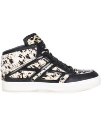Alejandro Ingelmo Tron High-Top Trainers black - Lyst