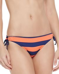 Splendid Marcel Striped Swim Bottom - Lyst