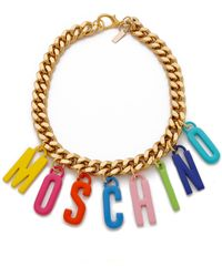 Moschino | Necklace - Multi | Lyst